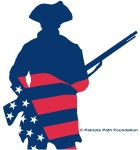 logo art  for Patriots Path Foundation