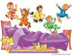 Character design, children's book illustration  http://lizkassler.com/illustration/portfolio/childrens-books.html